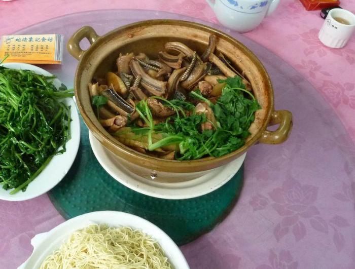 Что едят китайцы?