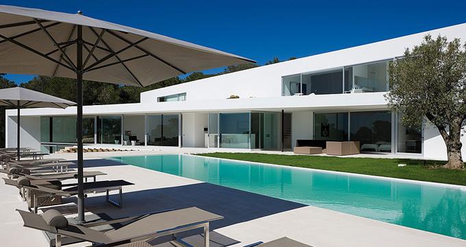 Villa Ixos на Ибице - чтоб я так жил!