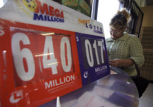 В США разыгран крупнейший в мире джекпот