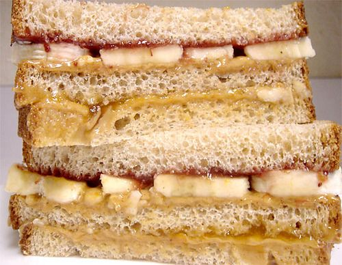 Вкусняшки с ореховой пастой