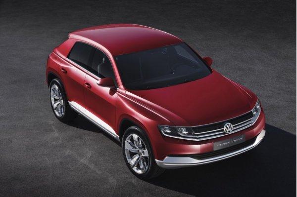 Volkswagen привезет в Женеву концепт с рекордным расходом
