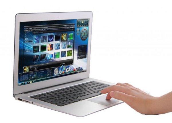 Navigator Nav13X - очередной клон MacBook Air?