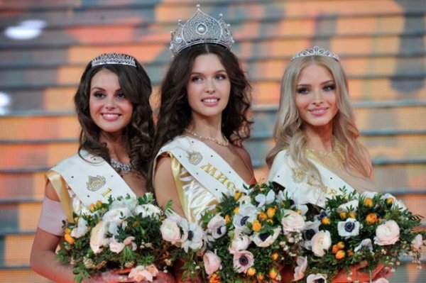 """""""Мисс Россия-2012"""" из Смоленска"""