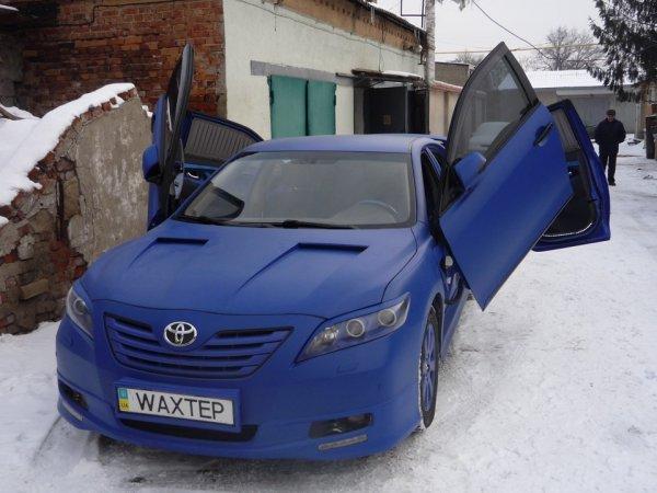 Шахтерская Toyota Camry