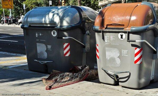 Пошел выбросить мусор - попал в тюрьму...