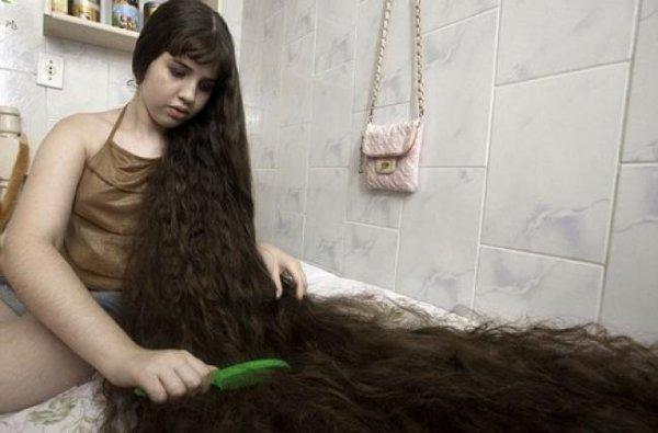 Волосы в обмен на ремонт