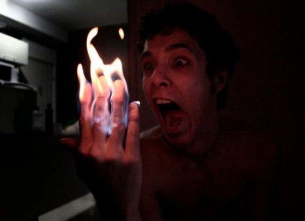 Не играйте с огнем!