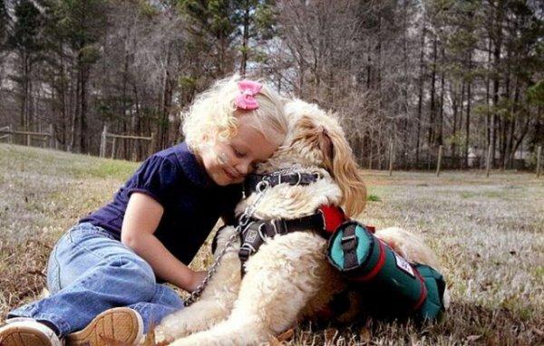 Дышать благодаря собаке
