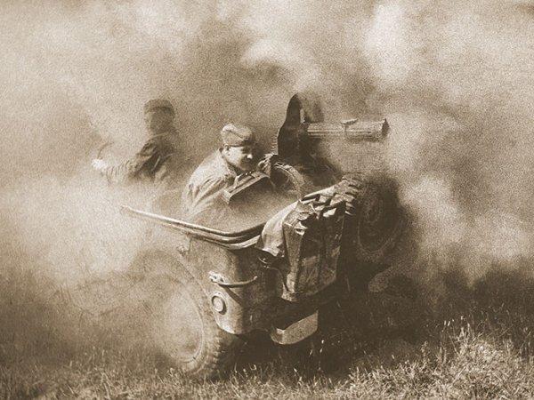 Интересные фотографии Отечественной войны