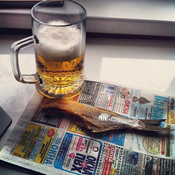 Губит живот не пиво!