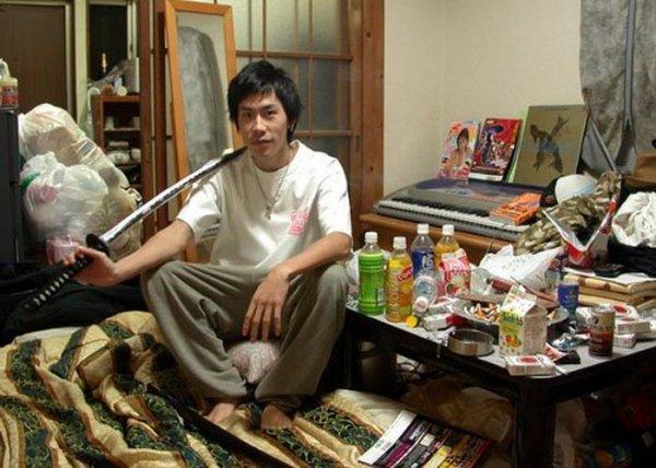 Хикикомори - японские аскеты