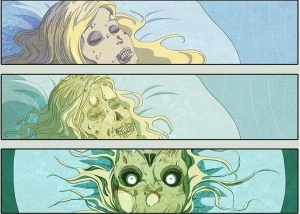 """Как на самом деле закончилась сказка """"Спящая красавица"""""""