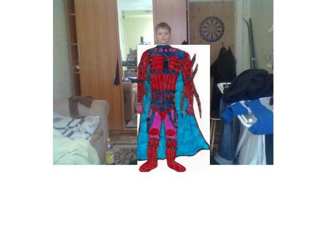 Героические супер-герои