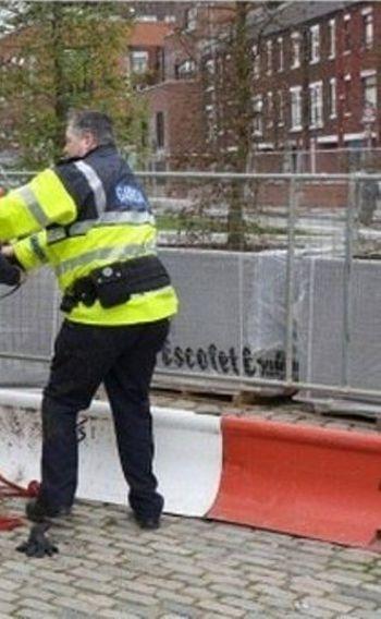"""Относительно """"F*ck the police"""""""