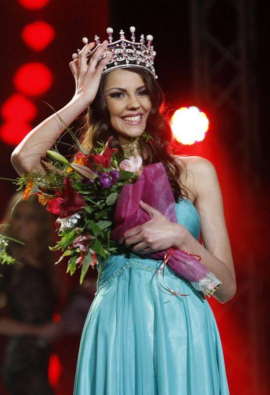 В Киеве выбрали «Мисс Украина-2012»