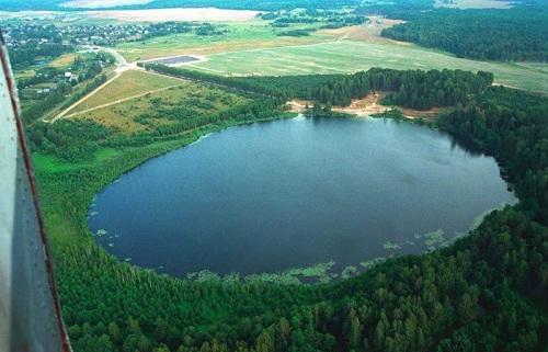 Самое необычное озеро в мире