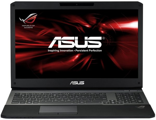 ASUS G75 - мощный ноутбук для геймеров