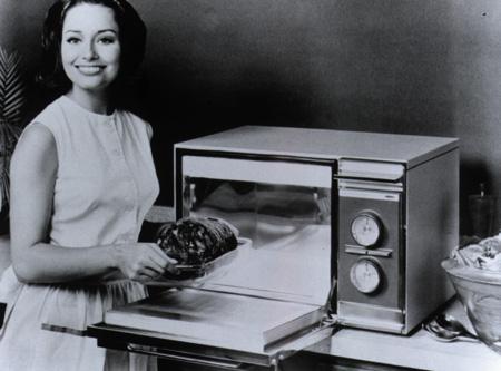Почему в России были запрещены микроволновые печи