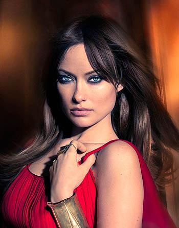 Греческая богиня: Оливия Уайлд для Modern Luxury