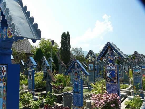Румынское кладбище