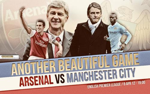 Английская Премьер Лига! 32-ой тур! Арсенал vs Манчестер Сити
