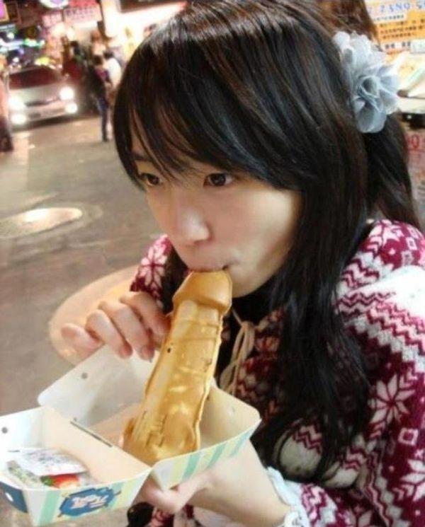 Японский хот-дог для взрослых
