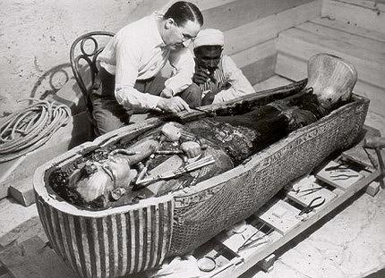 Загадки мумий
