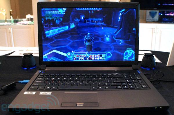 Геймерские ноутбуки EON15-S и EON17-S