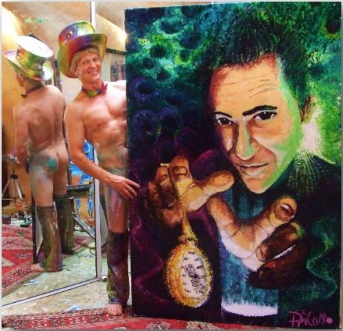 Самые необычные художники