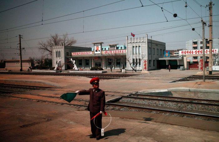 Северная Корея в фотографиях