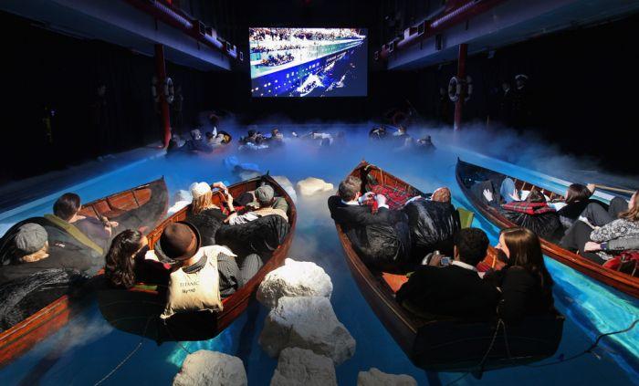 Как надо смотреть Титаник 3D