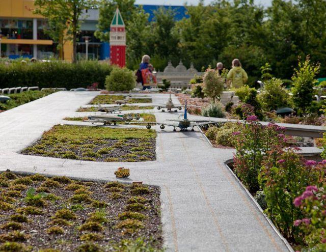 Парк Legoland в Германии