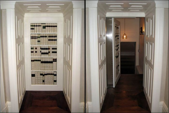 Потайные комнаты