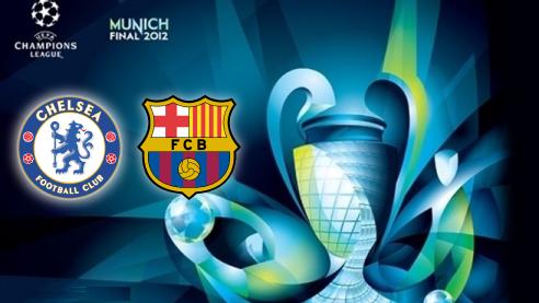 Лига Чемпионов УЕФА 2011/12! Полуфинал. Челси Лондон - Барселона!