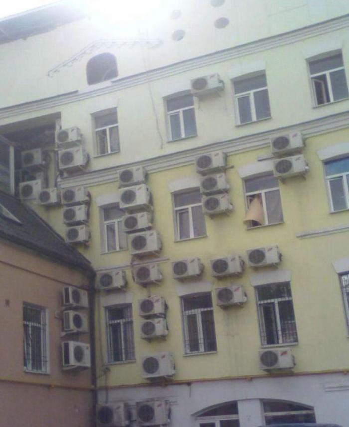 Строительные маразмы