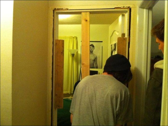"""Пранк """"Как достать соседа"""""""