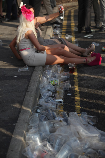 Настоящие леди в Британии