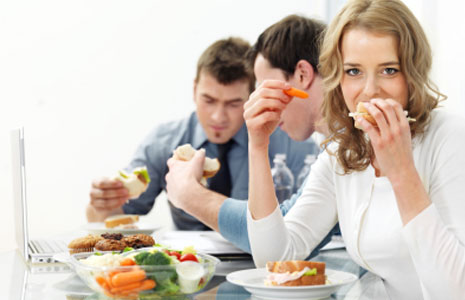 10 здоровых перекусов на работе