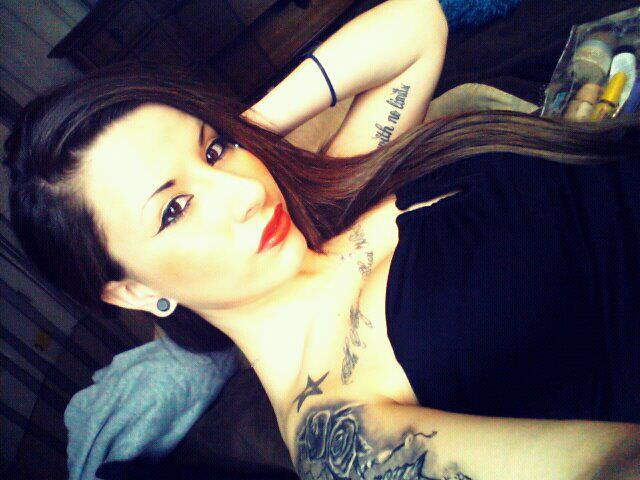 Лучшие татуировки на девушках за неделю