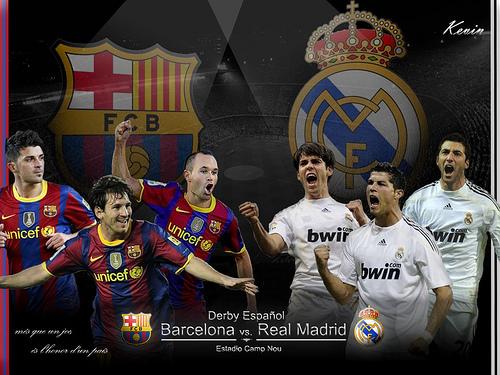 "Испания. El Clásico ""Barcelona"" vs ""Real Madrid"""