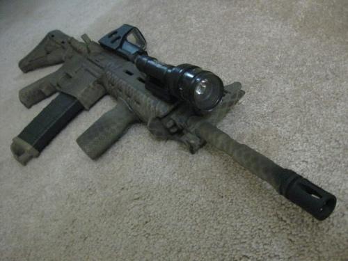 Страйкбольное оружие