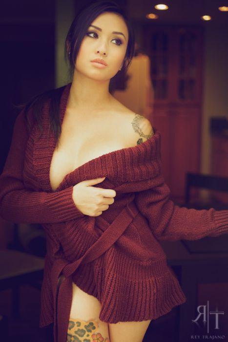 Девушки фотографа Rey Trajano