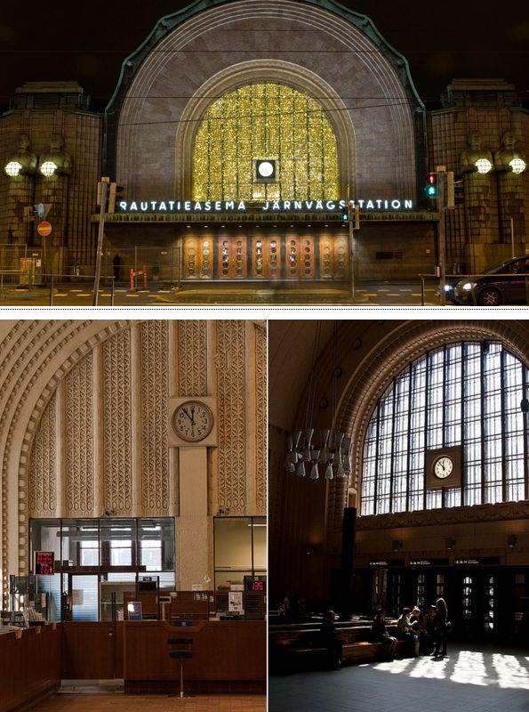 Самые красивые вокзалы в мире