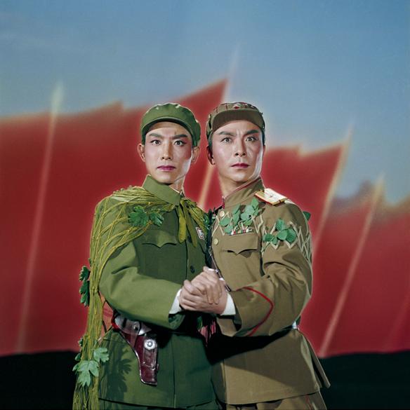 Негеи из китайской оперы 60-х