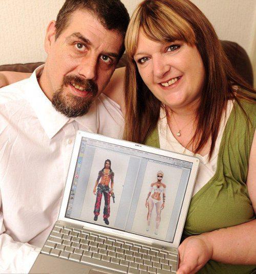 Виртуальная встреча и реальная свадьба