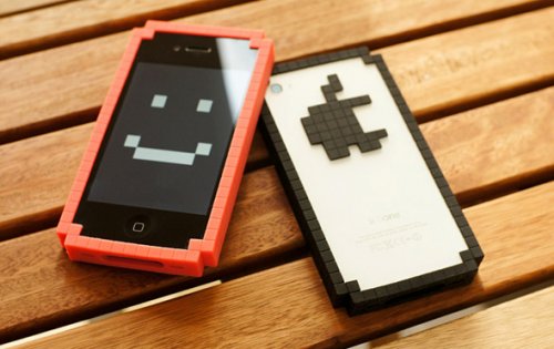айЛайк: 8-битные бамперы