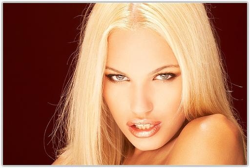 Как появились блондинки?