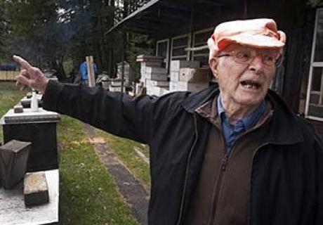Канадский пчеловод оказался нацистским преступником убивавшим беларусов в Хатыни.