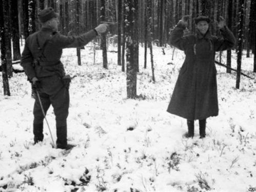 Последняя улыбка советского разведчика