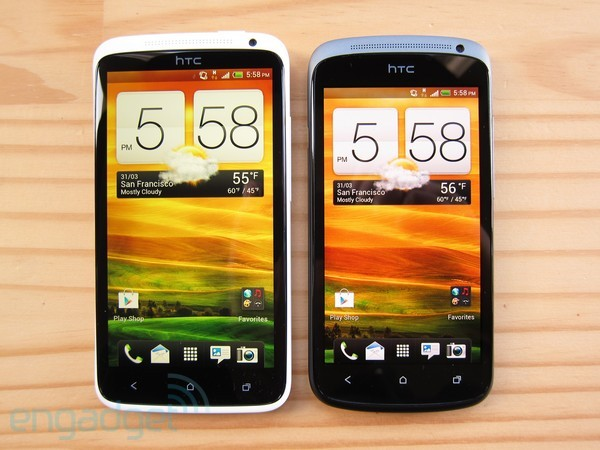 HTC One X против One S